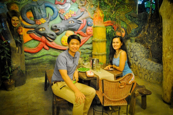 Angono Art Galleries: Botong Francisco House, Atelier/Nemiranda Arthouse, Balaw Balaw Restaurant