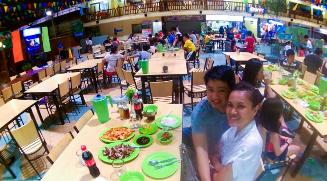 Dampa, Farmer's Market, Araneta Center