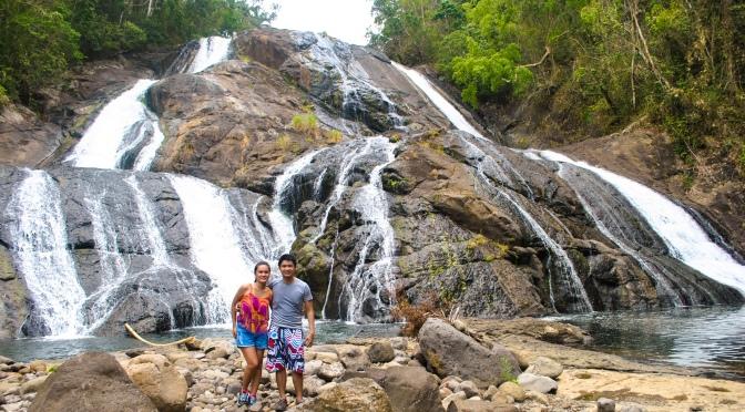 Hangga Falls / Maapon Falls