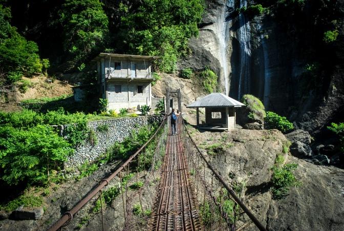 Bridal Veil Falls & Colorado Falls