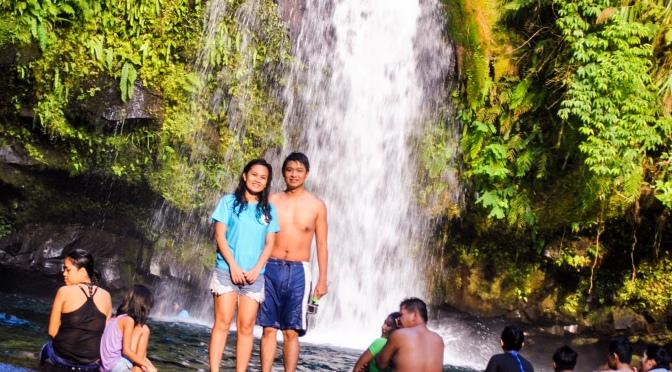 Majayjay Falls / Taytay Falls / Imelda Falls