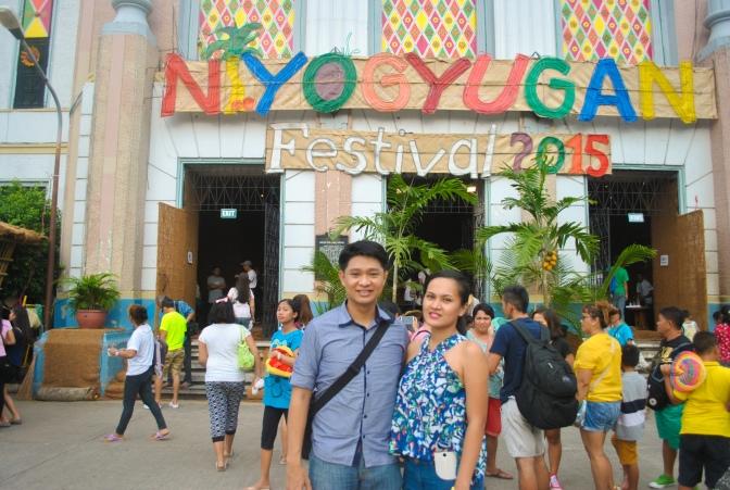 Niyogyugan Festival 2015