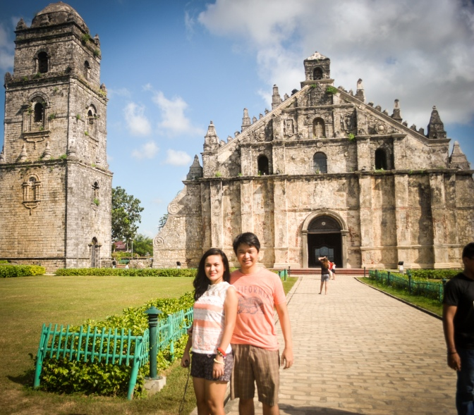 Laoag City, Batac and Paoay