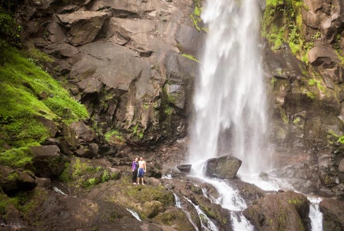 Buntot Palos Falls, Pangil, Laguna