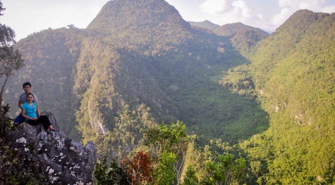 Mt. Mamara, Tinapak River, and Tinapak Cave