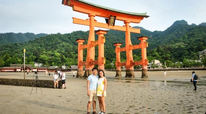 Miyajima (Itsukushima Island), Hiroshima, Japan
